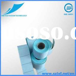 printed label self adhesive paper
