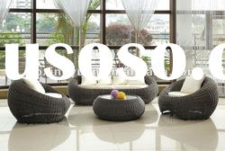 rattan living room furniture sofa
