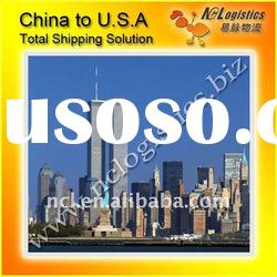 sea freight shipping cost from guangzhou China to NEW YORK,NY,USA
