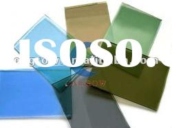 sell tinted & clear & ultra clear float glass sheet