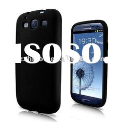 silicone case for Samsung Galaxy S3 case