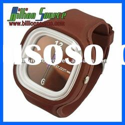 silicone odm jelly watches Suppliers