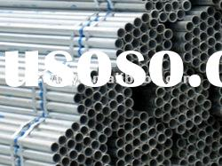small diameter ASTM A106 welded steel pipe with threaded