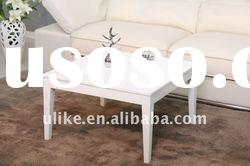 square white high glossy coffee table UCT414