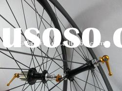 super light!!!.38mm carbon clincher bicycle wheelset