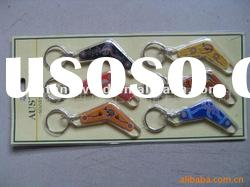 the souvenir key chains,metal key chain , tin keychain ,led light key chain