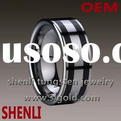 tungsten carbide ring,tungsten wedding rings