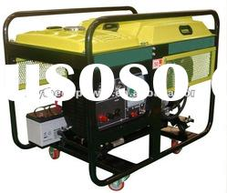 two cylinder air-cooled portable diesel generators for sale 10kva open type
