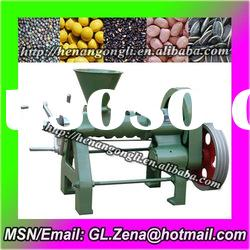 vegetable oil olive press machine / almond oil press machine / coconut oil press