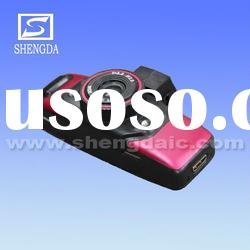 vehicle car camera dvr video recorder with GPS Logger and G-sensor DVR-G5000