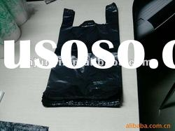 vest PE t-shirt plastic bag
