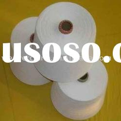 100% Spun Polyester Sewing Thread Raw White 40/2/3
