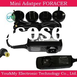100% compatible Brand new mini laptop power supply wall charger for acer