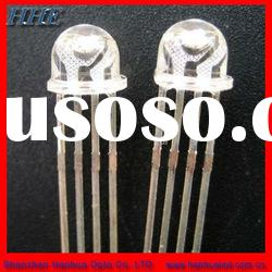 100% guarantee rgb led common cathode 5mm 8mm 10mm