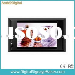 10 inch lcd pos display with motion sensor