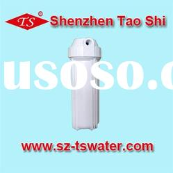 """10"""" white filter housing for RO water purifier"""