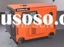 11 KVA 12 KVA DG set soundproof diesel generator set