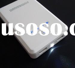 12800mAh Dual USB Emergency Mobile Phone Charger
