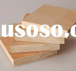 12mm/15mm/18mm melamine MDF for door from China factory