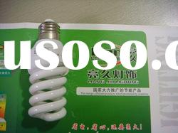 13W full spiral save energy lamp