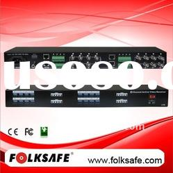 16-Channel Active Video Receiver Balun (dual video output)
