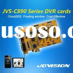 16 channel DVR card JVS-C890H