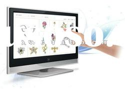 17'' lcd touch screen panel kit