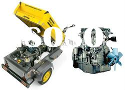 19.4KW XAS 47 KD Atlas Copco Portable Screw Air Compressor,SMALL COMPRESSOR5,PORTABLE TYPE