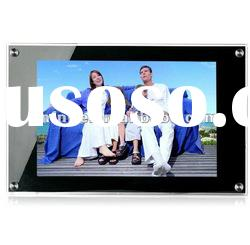 19 inch wall-mounted advertising media player with fashional design