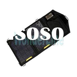 2012 Hot Sale Cheap Solar Laptop Chargers for Mobilephone and Tablet PC Travel WL-070