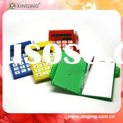 2012 Hot novelty calculator cost calculator Solar mini calculator for promotion gifts