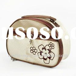 2012 Large Hanging Cosmetic Bag Flower