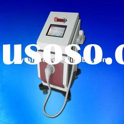 2012 New promotion 810nm diode laser hair removal and skin tightening machine