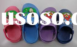 2012 child pvc air blowing slippers