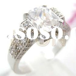 2012 costume unique design fashion 925 sterling silver ring jewelry (R5373)