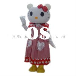 2012 hot sale mascot costume Hello Kitty