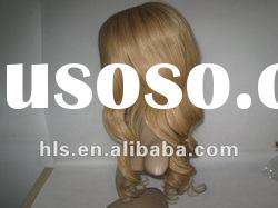 2012 lucky wig!Full Lace wig 100% human remi hair,charming full lace wig,women favorite