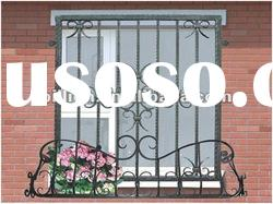 2012 manufacturer window railings design for safety window grill