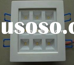 2012 new! 9w competitive price commercial COB led kitchen ceiling light