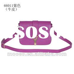 2012 new arrival fashion handbag.shoulder bag genuine leather