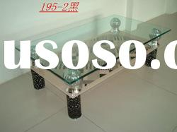 2012 new design dining room furniture glass table design