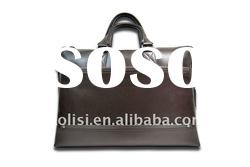 2012 wholesale genuine leather business bag fashion for men