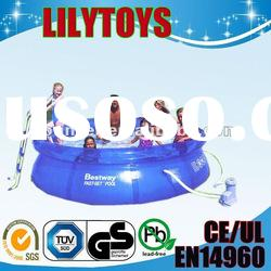 2012hot-selling Inflatable water Pool/water game/inflatable toys