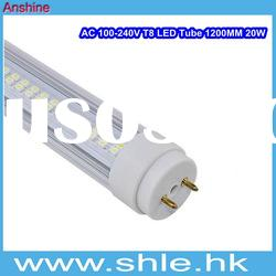 20w t8 led tube 1200mm best price