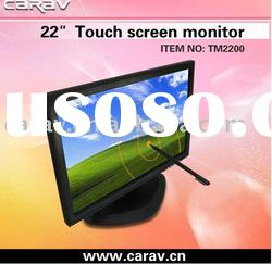 "22"" Touch Screen Monitor wiht the.Grade A New Panel"