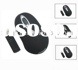 27MHZ wireless mouse with usb receiver hidden(XWG-M8007)