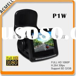 2.4 Screen P1W H.264 full hd 1080p car camera