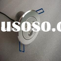 3W LED Round high power aluminum ceiling light