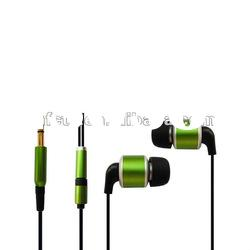 3.5mm stereo earphone for mp3 ipod iphone