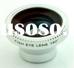 3in1 180 Fish Eye Lens + Wide Angle + Micro Lens for camera